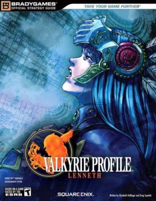 Valkyrie Profile: Lenneth Official Strategy Guide 9780744008289