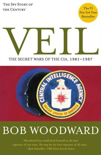 Veil: The Secret Wars of the CIA, 1981-1987 9780743274036
