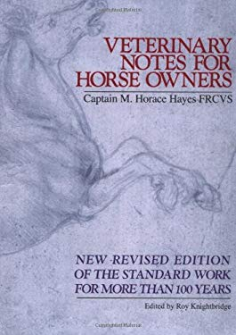Veterinary Notes for Horse Owners 9780743234191