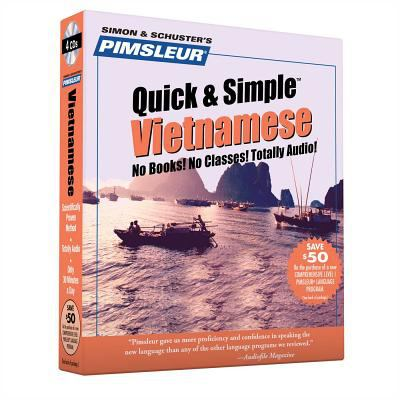 Vietnamese, Q&s: Learn to Speak and Understand Vietnamese with Pimsleur Language Programs 9780743528979