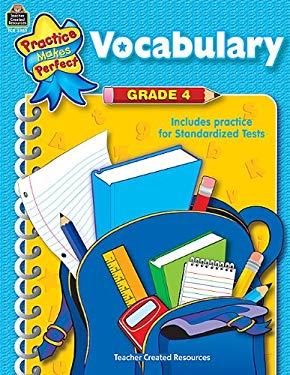 Vocabulary, Grade 4 9780743933636