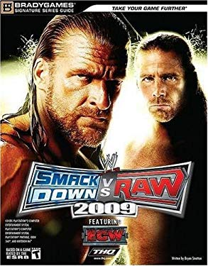 WWE Smackdown vs. Raw 2009 9780744010589
