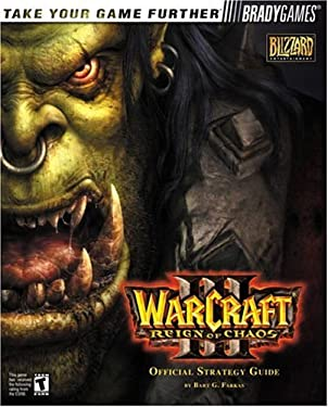 Warcraft III: Reign of Chaos Official Strategy Guide 9780744000801