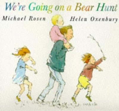 We're Going on a Bear Hunt 9780744547818