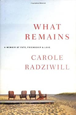 What Remains: A Memoir of Fate, Friendship, and Love 9780743276948
