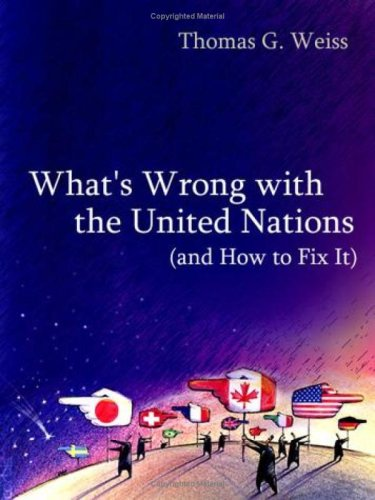 What's Wrong with the United Nations and How to Fix It 9780745642987
