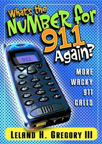What's the Number for 911 Again? 9780740718571