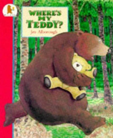 Where's My Teddy? 9780744536201