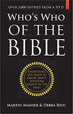 Who's Who of the Bible 9780745955186