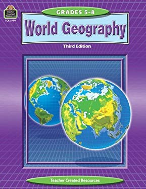 World Geography, Second Edition 9780743937993