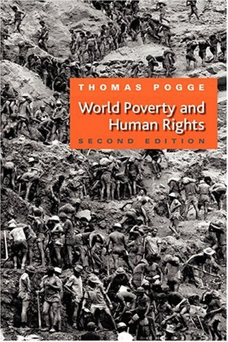 World Poverty and Human Rights 9780745641430