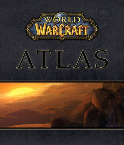 World of Warcrafta Atlas 9780744004410