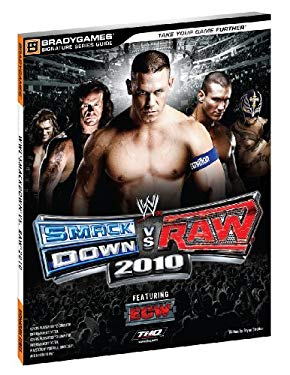 WWE Smackdown vs. Raw 2010 9780744011661