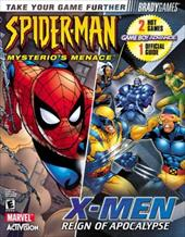 X-Men: Reign of Apocalypse / Spider-Man: Mysterio's Menace Official Strategy Guide: Guide 2765000