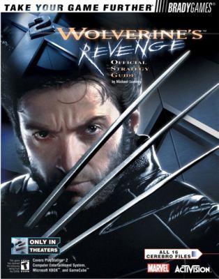 X2 Wolverine's Revenge 9780744002508