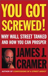 You Got Screwed!: Why Wall Street Tanked and How You Can Prosper 2751916
