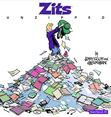 Zits Unzipped: Sketchbook #5