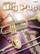 2001 Big Pop Instrumental Solos: Clarinet 2857077