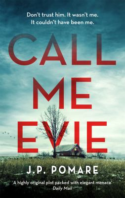 Call Me Evie: The Australian Bestseller with a jaw-dropping twist