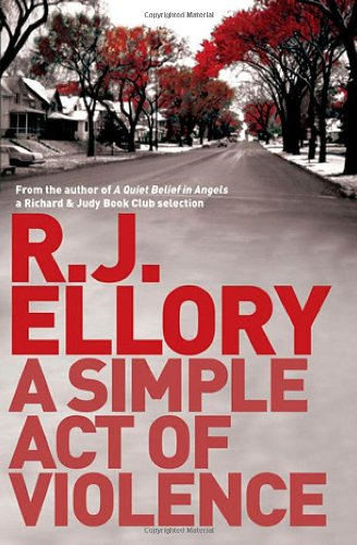 A Simple Act of Violence 9780752883090