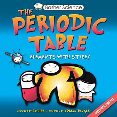 The Periodic Table: Elements with Style! [With Poster] 9780753466131