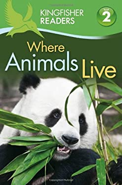USKF READERS WHERE ANIMALS LIVE 9780753468777