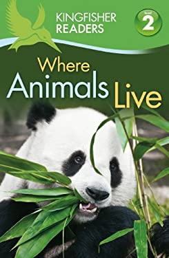 USKF READERS WHERE ANIMALS LIVE