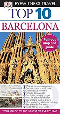 Top 10 Barcelona [With Map] 9780756684501