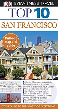 Top 10 San Francisco [With Map] 9780756684570