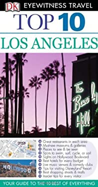 Top 10 Los Angeles [With Map] 9780756684594
