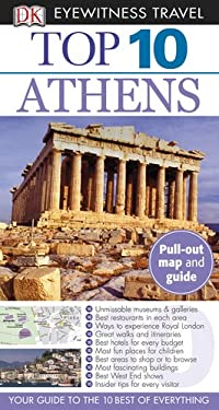 Top 10 Athens [With Map] 9780756684624