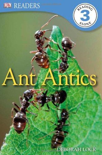 Ant Antics 9780756689322