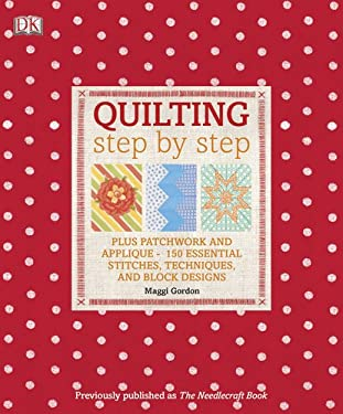 Quilting Step by Step 9780756689636