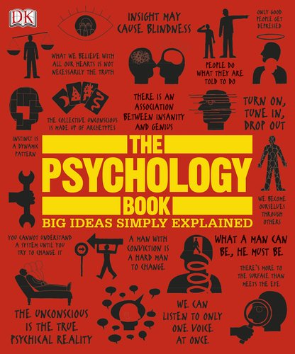 The Psychology Book 9780756689704