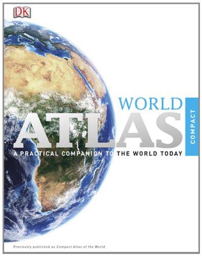 DK Compact World Atlas 9780756689841