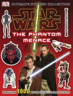 Ultimate Sticker Collection: Star Wars: The Phantom Menace 9780756689964