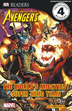 DK Readers: The Avengers: The World's Mightiest Super Hero Team 9780756690274