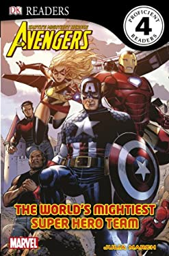 DK Readers: The Avengers: The World's Mightiest Super Hero Team 9780756690298