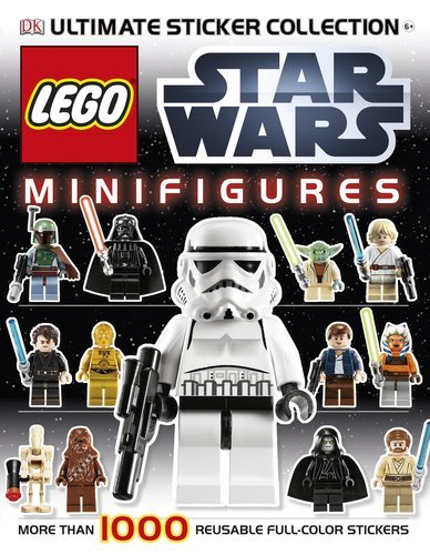 Lego Star Wars: Minifigures 9780756690496