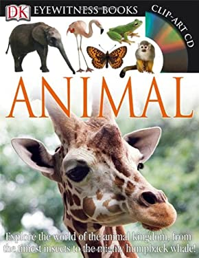 Animal [With CDROM and Fold-Out Wall Chart] 9780756690656