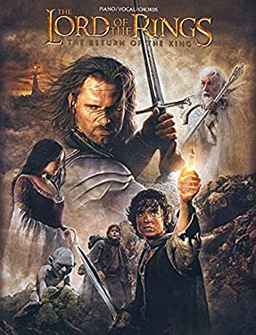 The Lord of the Rings the Return of the King: Piano/Vocal/Chords 9780757920240