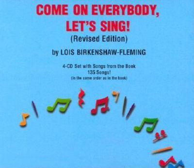 Come on Everybody, Let's Sing!: 4 CDs
