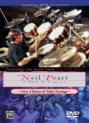 A Neil Peart -- A Work in Progress: DVD 9780757990298