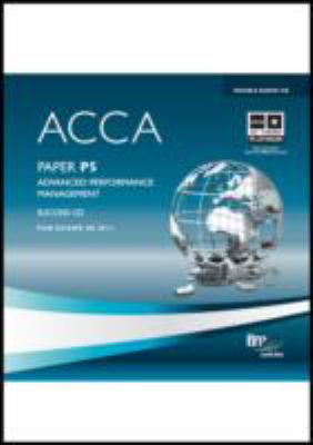 ACCA - P5 Advanced Performance Management: Audio Success 9780751789935