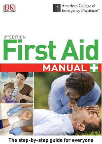 ACEP First Aid Manual 9780756649821