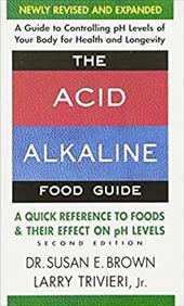 Acid Alkaline Food Guide: A Quick Reference to Foods & Their Effect on PH Levels 20967897
