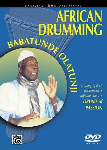 African Drumming: DVD 9780757923180