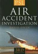 Air Accident Investigation 9780750944953