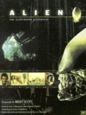 Alien - The Illustrated Story by Archie Goodwin (2012, Paperback, Reprint, Facsi