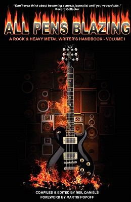 All Pens Blazing - A Heavy Metal Writers Handbook 9780755211555